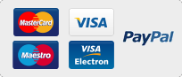 Payments accepted by Choiceful.com